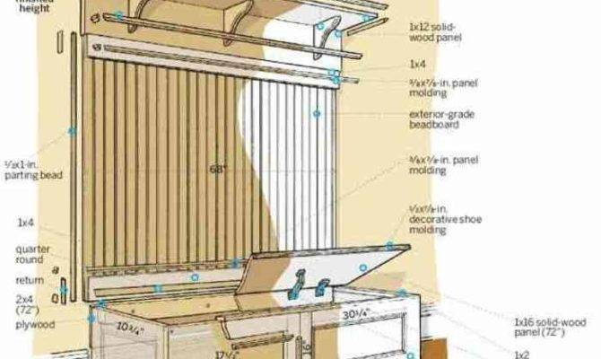 Mudroom Storage Bench Plans Decor Ideasdecor Ideas