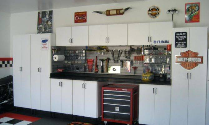 Mule Motorcycles Garage Workshop Tool Storagesmall