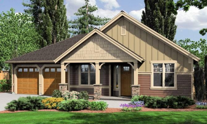 Mulligan Rustic Craftsman Home Plan House Plans More