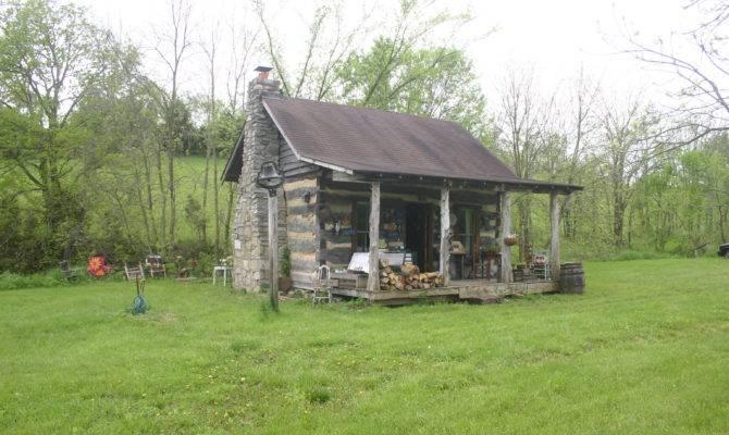 Mullins Log Cabin Country Getaway Annual Herb Walk Held