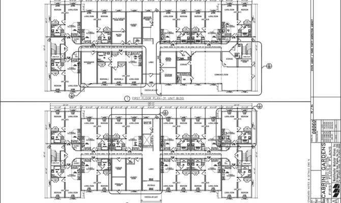 Multi Apartment Plans Latest Bestapartment