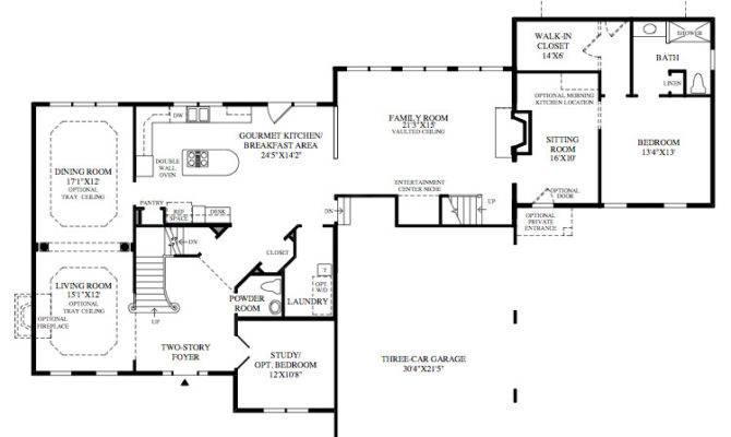 Multi Generational Home Floor Plans Thefloors