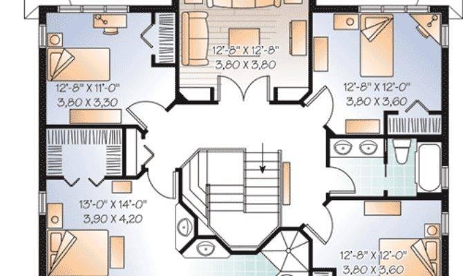 Multi Generational House Plan Floor Master