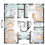 Multi Generational House Plan Floor Master