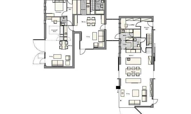 Multi Generational House Plans Story Country Home Plan