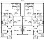 Multi Home Plans Smalltowndjs
