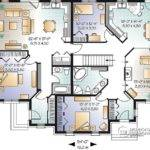 Multi House Plan Home Plans Bee