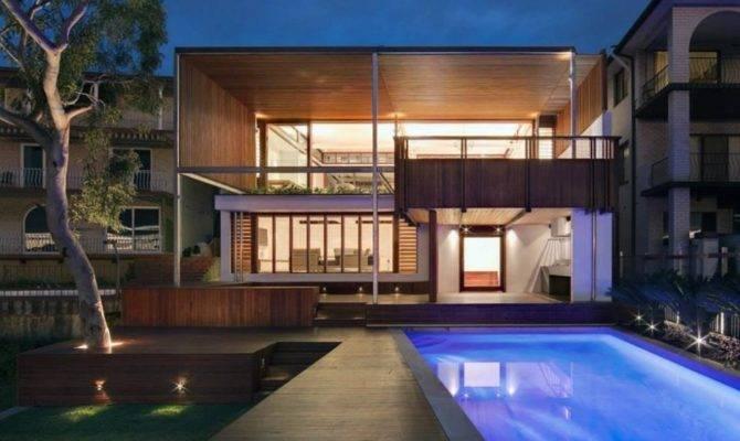 Multi Level Home Revealing Amazing Views Sydney Harbour