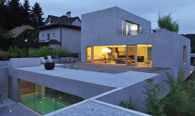 Multi Level House Design Ljubljana Slovenia Puzzles