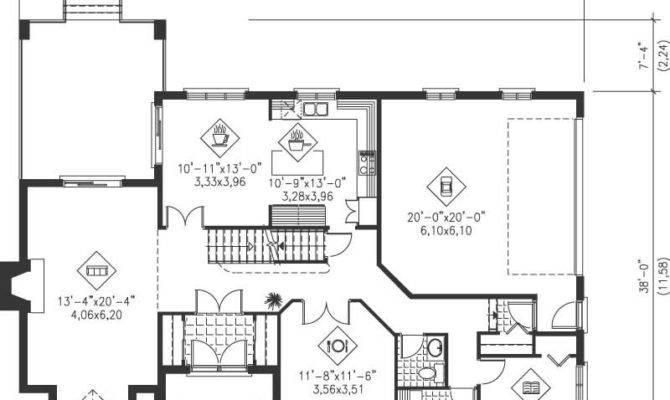 Multi Level House Plans Home Design