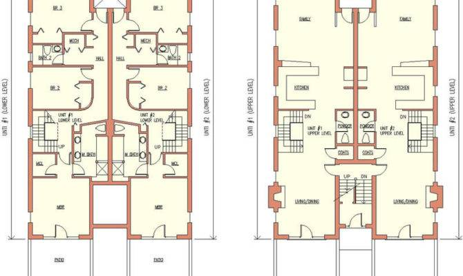 Multi Story Apartment Building Plans Brucall