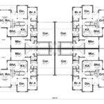 Multi Unit Apartment Plans Latest Bestapartment