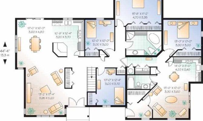 Multigenerational House Plans Smalltowndjs