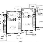 Multiplex Plan Chp Coolhouseplans