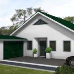 Musterhaus Bungalow Mit Garage Emphit
