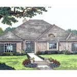 Myers Field European Home Plan House Plans More