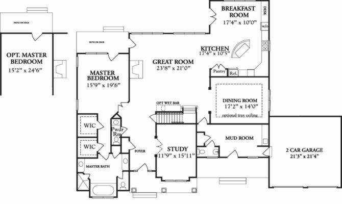 Nantucket House Floor Plans Escortsea