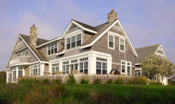 Nantucket Residence Exterior Beach Style