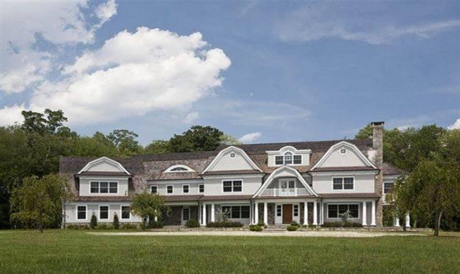 Nantucket Style Beach House Plans Shingle