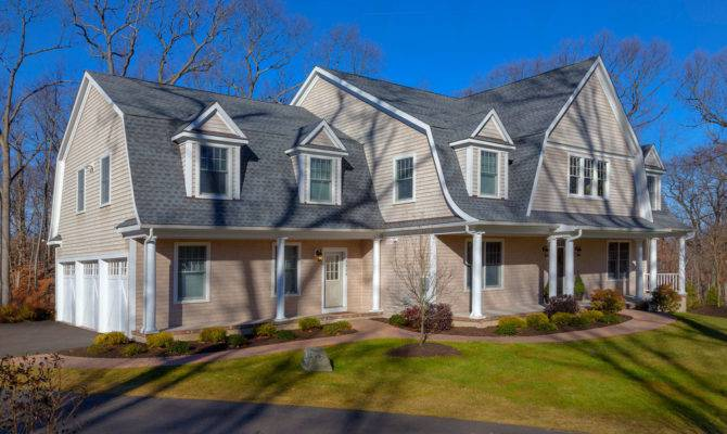 Nantucket Style Homes Pinnacle Peak Inc Connecticut Home
