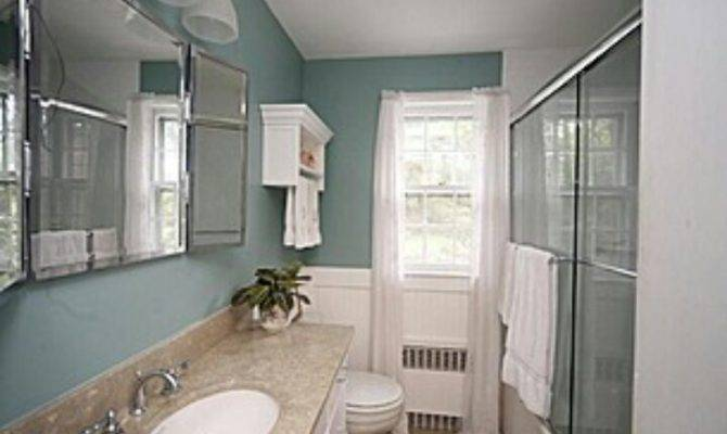 Narrow Bathroom Design Pinterest