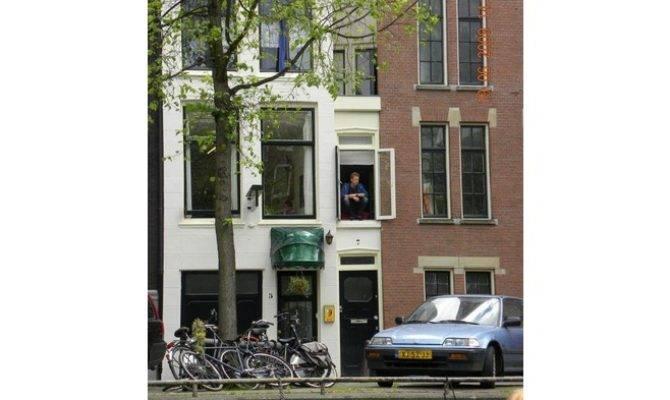 Narrow House Amsterdam