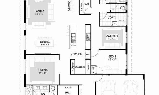 Narrow Lot Bedroom House Plans Redglobalmx