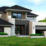 Narrow Lot Home Designs Two Storey Rosmond Custom House