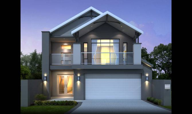 Narrow Lot Homes Perth Display Houses Designs Great