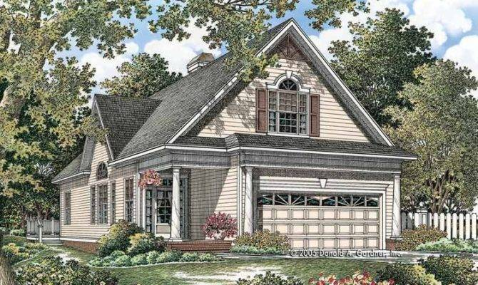 Narrow Lot House Plans Front Garage Search Results