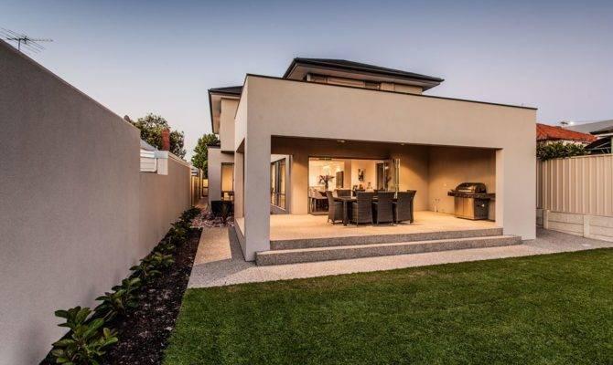 Narrow Lot Luxury Home Builders Perth Homes