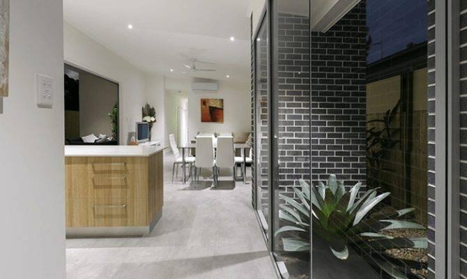Narrow Lot Small Homes Brisbane Inspired