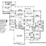 Nashville Manor House Plan Covered Porch Plans
