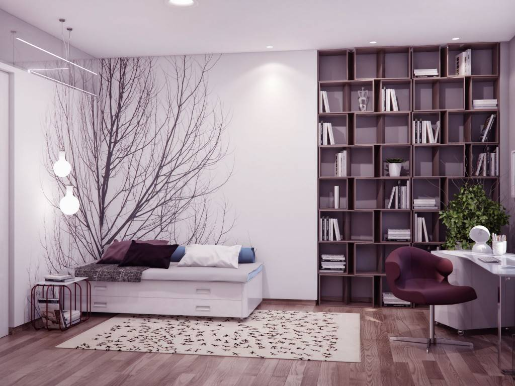 Nature Inspired Bedroom Read Sources Decorating Ideas - House