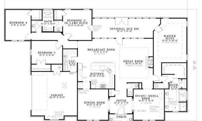 Ndg Floor Plan First Story Some Day Dream Home Pinterest