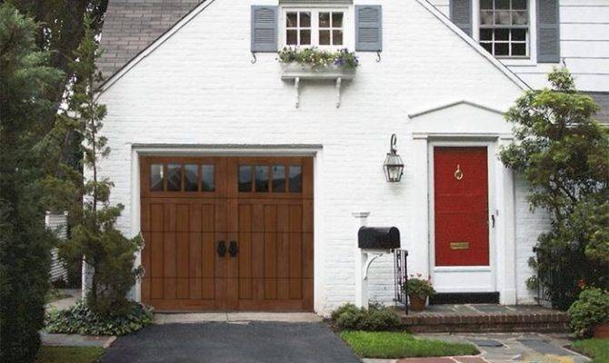 Need Craftsman Style Garage Door House Remodel Pinte