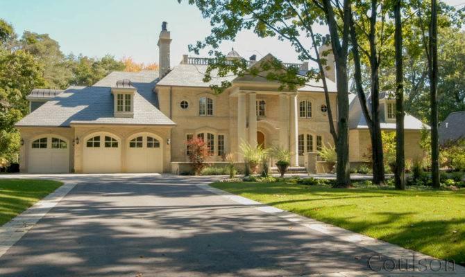 Neo Classic Custom Home Builder Toronto Oakville Mississauga