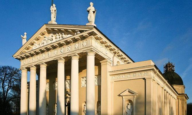 Neo Classical Greek Revival Architecture Europe Late