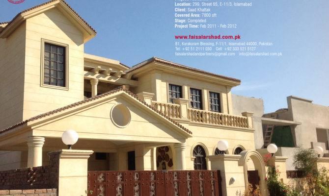 Neo Classical House Faisal Arshad Archh