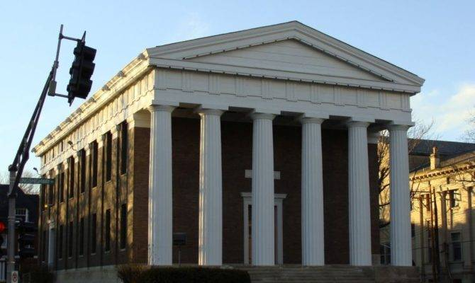 Neo Classicism Greek Revival Really