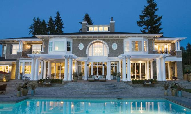 Neoclassical Home Plans Style Designs
