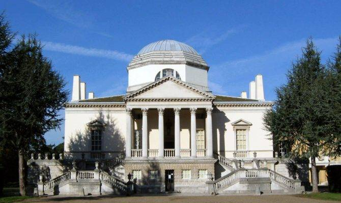 Neoclassical Style House Neo Classical