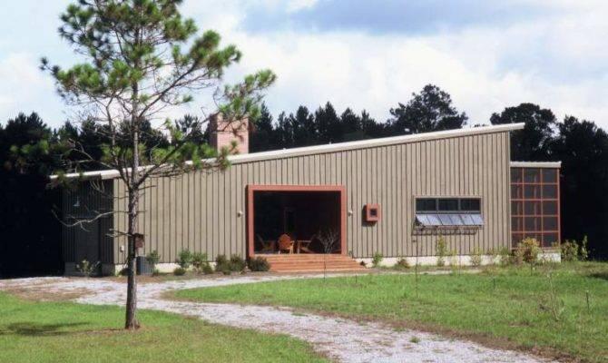Neocribs Dog Trot House Poplarville Mississippi