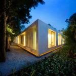 Neocribs Modern Tropical Asian House Zig Zag