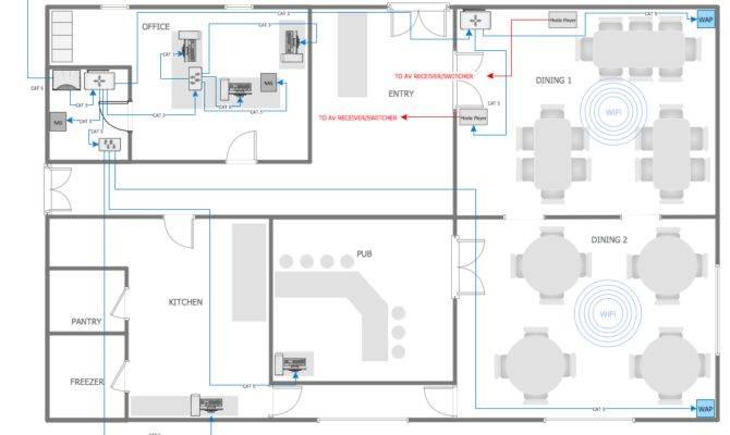 Layout Floor Plans Restaurant Floorplan