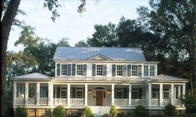 New Carolina Island House Southern Living Plans