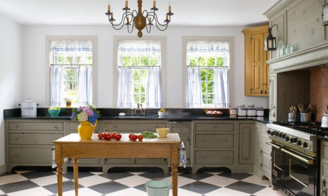 New Colonial Kitchen Restoration Design
