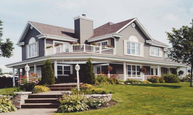 New Country Home Plans House