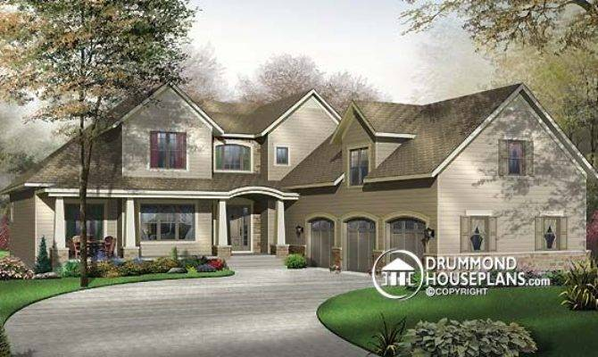 New Craftsman House Home Designs Today Amenities