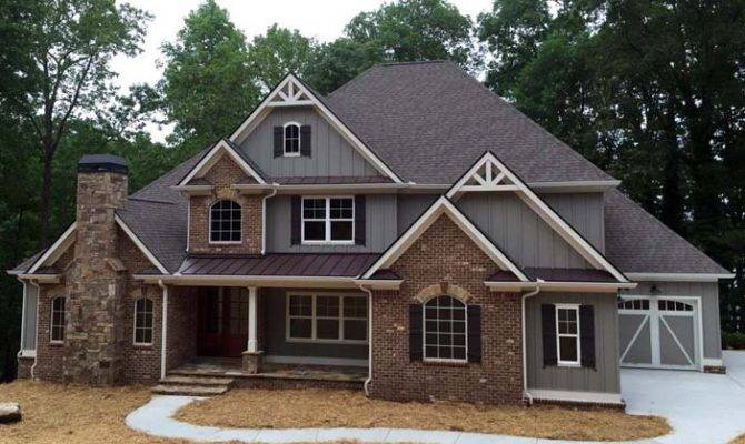 New Craftsman Traditional House Plan Home Plans Blog